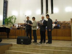 Заключительные аккорды братьев