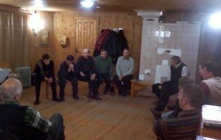 Братское молитвенное собрание в г. Дрибин, Могилевской области