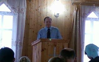 Заключительная проповедь брата Александра Зеньковича