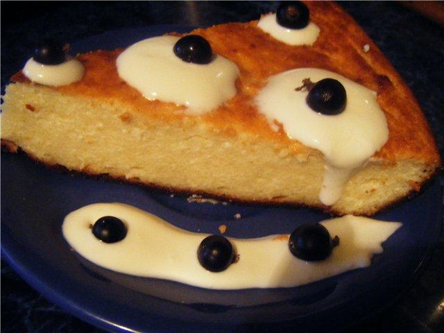 Выпечка из творога рецепты торты