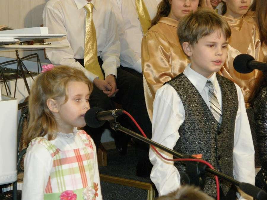 Рождественский концерт 2011
