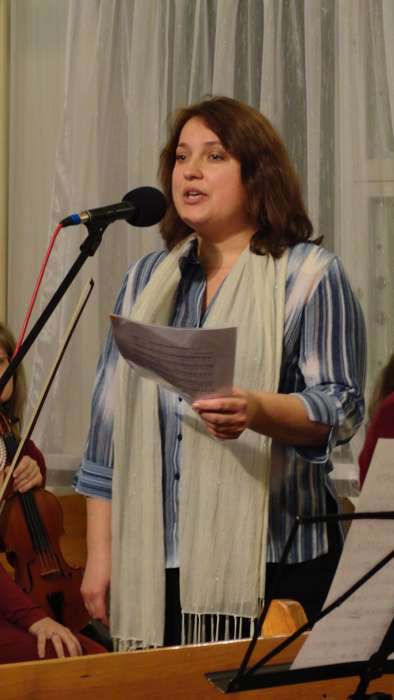 Фестиваль духовного творчества 2012