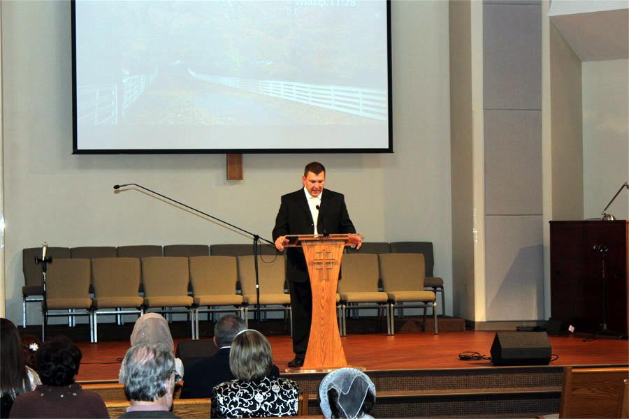Семинары и евангелизация в церкви «Вефиль»