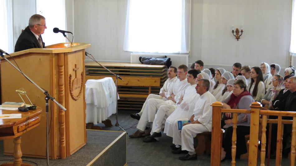 Христиан знакомства баптистов евангельских
